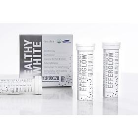 Viên uống sáng da COSMEHEAL HEALTHY WHITE EFFERGLOW - Hộp 3 ống, mỗi ống 10 viên
