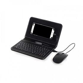 Bao da kiêm bàn phím và chuột cho Smart Phone