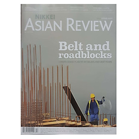 [Download Sách] Nikkei Asian Review: Belt And Roadblocks - 13