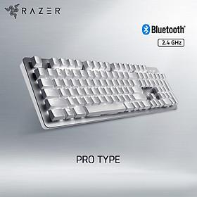 Bàn phím cơ không dây Razer Bluetooh 2.4GHZ