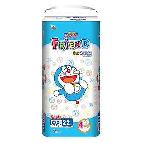 Tã quần Goo.n Friend XXXL22 thiết kế mới - tặng đồ chơi Toys house-0