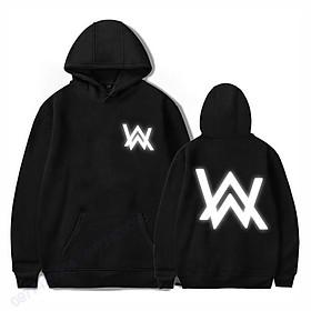 áo hoodie alan walker phản quang