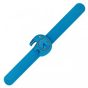 Đồng hồ Silicon chú Voi xanh đáng yêu cho bé
