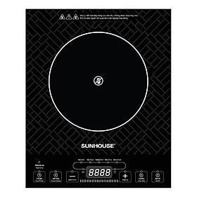Bếp Hồng Ngoại Cảm Ứng Sunhouse SHD 6011 (2000W) - Hàng chính hãng
