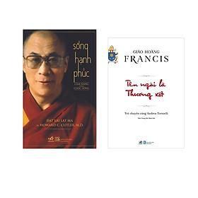 Combo 2 cuốn sách: Sống hạnh phúc   + Tên ngài là thương xót