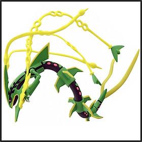 Mô Hình Pokemon Mega Rayquaza cực đẹp, hiếm - Pokemon Figure Hyper Size