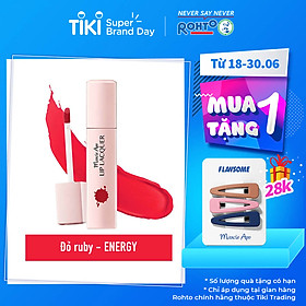 Son Kem Lì Miracle Apo Lip Lacquer Matte Holiday Collection (3ml)