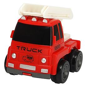 Xe Tải City Truck Dickie Toys 6 - ASST - DK41007 (Giao Ngẫu Nhiên)