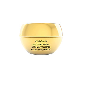 Kem Dưỡng Da Vùng Cổ Ageless By Nature - Ageless By Nature Neck & Décolletage Cream Concentrate Origani 50g