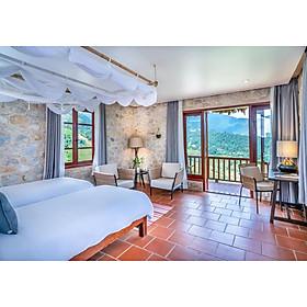 [E-Voucher] Topas Ecolodge Resort Sapa - Voucher dành cho 2 người