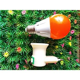 Đèn chống đuổi muỗi Hàn Quốc A13-4 - tặng kèm chuôi đèn
