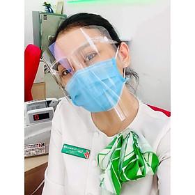 Kính chống gọt bắ có gọng gương HÀNG LOẠI 1 - đúc chữ  Made in Vietnam ở gọng, thời trang, an toàn, dễ sử dụng