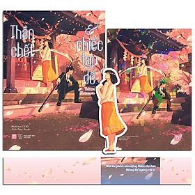 Thần Chết Và Chiếc Tạp Dề - Tặng Kèm Bookmark Bo Hình + Đai Obi Bao Sách + Hologram Postcard Hai Mặt