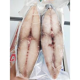 [Chỉ giao HCM] Cá Thu phấn cắt khúc - 1 KG (2 Khúc/1KG)