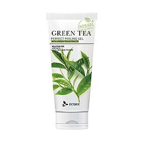 GEL TẨY TẾ BÀO CHẾT ECOSY GREEN TEA PERFECT PEELING GEL 180G