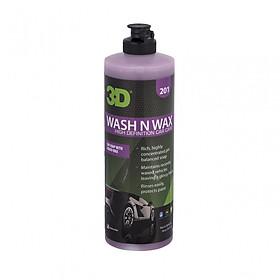 Nước rửa xe tăng cường độ bóng Wash N Wax