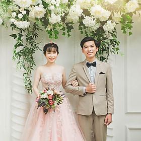 Chụp ảnh cưới phim trường Jeju - sắc màu Hàn Quốc