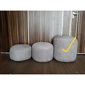 Đôn cho ghế lười hạt xốp size S,M,L