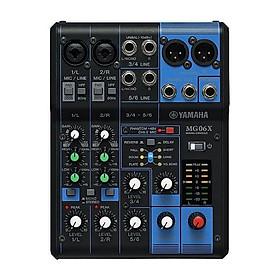 Mixer Yamaha MG06X YEM