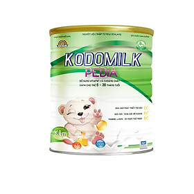 2 Hộp Sữa dinh dưỡng KODOMILK – PEDIA 400G