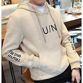 Áo hoodie nam ấm áp in hình cá tính mẫu Hot thu đông