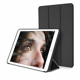 Bao da silicone dẻo - Smart cover dành cho iPad Mini 123/ iPad Mini 4/ iPad Air/ iPad Air 2/ iPad New 2017/ iPad Pro 9.7/ iPad 234/ iPad Pro 10.5