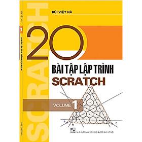 20 bài tập lập trình Scratch.Volume 1