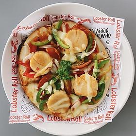 Lobster Bay - Voucher 1 phần Pizza Sò Điệp Nhật
