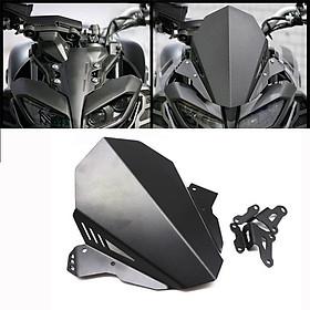 Motorcycle Headlight Windshield Windscreen For YAMAHA MT-09 MT09 17-20