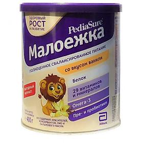 Sữa Bột Pediasure Của Nga Vị Vani 400gr (Dành Cho Trẻ Từ 1 Đến 10 Tuổi)