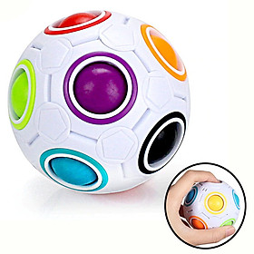 QUẢ BÓNG CẦU VỒNG - Rubik Magic Rainbow Ball