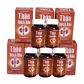 5 Hộp Thận Bách Bảo - Hỗ trợ bệnh Sỏi Thận, Sỏi Mật, Sỏi Tiết niệu, Sỏi bàng quang dứt điểm