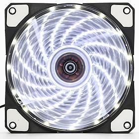 Quạt led tản nhiệt 12cm cho máy tính
