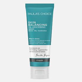 Mặt Nạ Giảm Dầu Paula's Choice Skin Balancing Oil Absorbing Mask (118ml)
