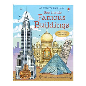 Usborne See Inside Famous Buildings