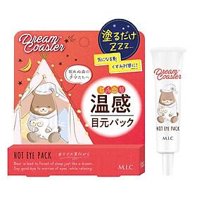 Kem Nóng Triệt Tiêu Thâm Quầng, Dưỡng Trắng Và Chống Lão Hóa Vùng Mắt - White Label Dreamcoaster Hot Eye Pack 15 ml