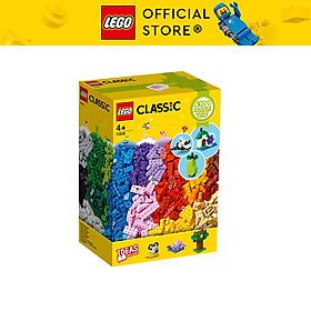 Đồ chơi LEGO Classic Bộ Gạch Sáng Tạo 1200 Chi Tiết 11016