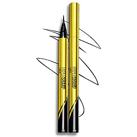Bút Kẻ Mắt Nước Siêu Sắc Mảnh Không Lem Không Trôi Maybelline New York HyperSharp Liner Đen 0.5g