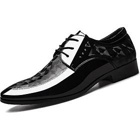 Giày Tây Nam Công Sở Màu Đen  Thanh Lịch  - Q33