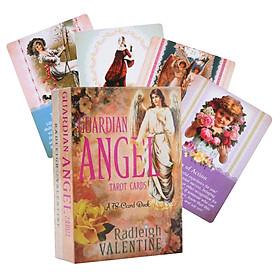 Bộ Bài Bói  Guardian Angel Tarot Cards: A 78-Card Deck Cao Cấp