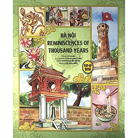 Hà Nội – Reminiscences Of Thousand Years (Pop-up 3D)