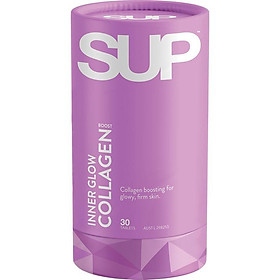 SUP Inner Glow Collagen 30 Tablets Online Only