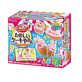 Kẹo sáng tạo popin cookin thế giới kem - Tanoshii Cake Ya San