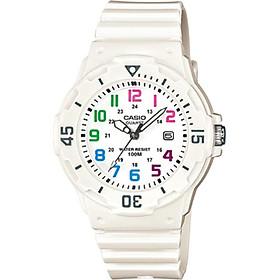 Đồng hồ nữ dây nhựa Casio LRW-200H-7BVDF