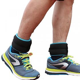 Tạ đeo chân tay chạy bộ tập gym , tập thể hình chuyên nghiệp ( 1 đôi 2kg /1 chiếc )