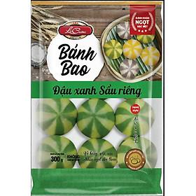 [Chỉ giao HCM] Bánh Bao Nhân Đậu Xanh Sầu Riêng - 300gr