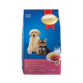 Thức Ăn Cho Chó Con Smartheart Puppy 400gr
