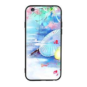 Hình đại diện sản phẩm Ốp lưng nhựa cứng viền dẻo TPU cho điện thoại Iphone 6 Plus/6s Plus - Diên Hi Công Lược Mẫu 7