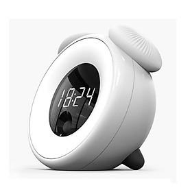 Đèn báo thời gian Xiaomi Đồng hồ báo thời gian thông minh Đèn ngủ trẻ em Phòng ngủ LED Cảm biến cơ thể người Nấm