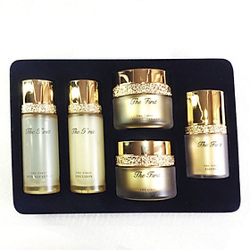Bộ Tái Sinh Da Ohui The First Geniture Special Gift Set 5pcs-0